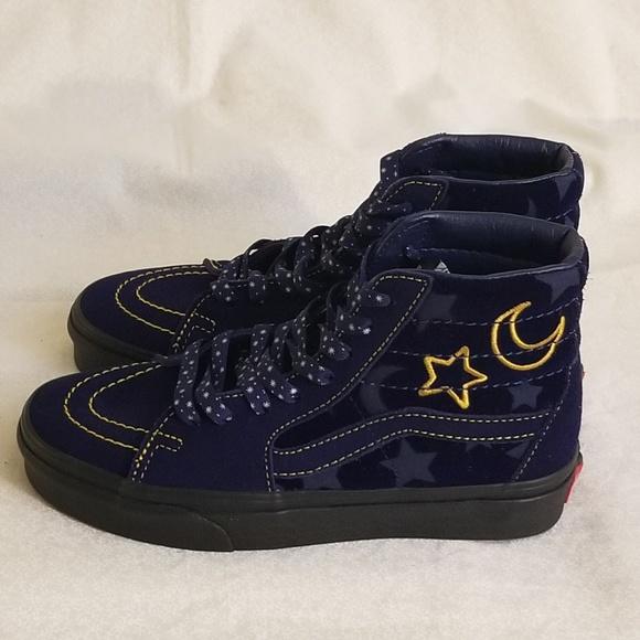 bbfd2e4d1b Vans UA SK8-Hi x Disney Sorcerer Appeentice Shoes